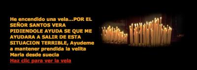 Velas Santos Vera
